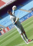 Thibaut Courtois Atletico de Madrid