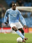 Micah Richards Manchester City