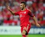 Diego Contento Bayern Munich