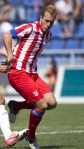 Saul Ñiguez Atletico de Madrid