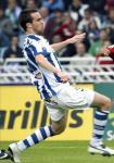 Mikel Gonzalez Real Sociedad