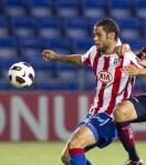 Mario Suarez Atletico de Madrid