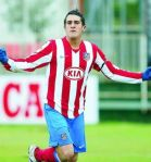 Koke Resurreccion Atletico de Madrid