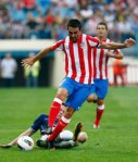 Adrian Lopez Atletico de Madrid