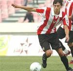 Ander Iturraspe Athleitc de Bilbao