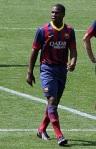 Adama Traore Barcelona