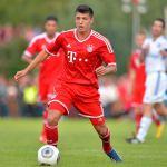 Alessandro Schopf Bayern Munich