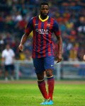 Alex Song Barcelona