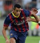 Alexis Sanchez Barcelona