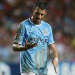 Alvaro Negredo Manchester City
