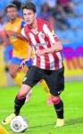 Enric Saborit Athletic de Bilbao