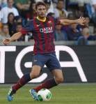 Sergi Gomez Barcelona