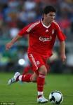 Dani Pacheco Liverpool