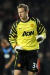 Anders Lindegaard Manchester United.