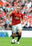 cleverley manchester united