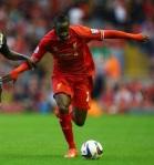 Aly Cissokho Liverpool