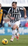 Daniel Osvaldo Juventus