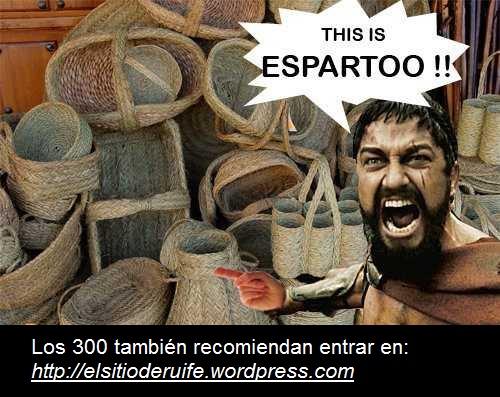 humor los 300 espartanos