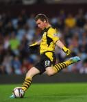 Jed Steer Aston Villa