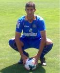 Lisandro Lopez Getafe