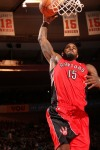 Amir Johnson Toronto Raptors