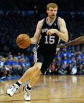 Matt Bonner San Antonio Spurs