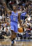Reggie Jackson Oklahoma City Thunder