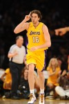 Pau Gasol Los Angeles Lakers