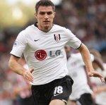 Aaron Hughes Fulham