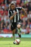 Jonas Gutierrez Newcastle United