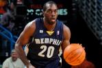 Quincy Pondexter Memphis Grizzlies