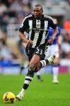Shola Ameobi Newcastle United