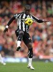 Cheik Tiote Newcastle United