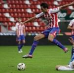 Alex Menendez Sporting Gijon