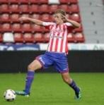 Alex Barrera Sporting Gijon