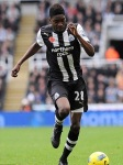 Sammy Ameobi Newcastle United