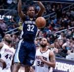Ed Davis Memphis Grizzlies
