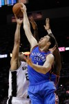 Nick Collison Oklahoma City Thunder