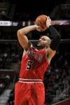 Carlos Boozer Chicago Bulls