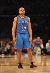Derek Fisher Oklahoma City Thunder