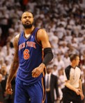 Tyson Chandler New York Knicks