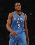 Serge Ibaka Oklahoma City Thunder