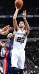Austin Daye San Antonio Spurs