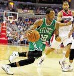 Chris Johnson Boston Celtics