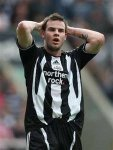Curtis Good Newcastle United