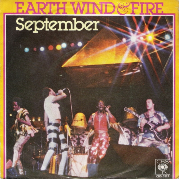 Earth wind and fire September