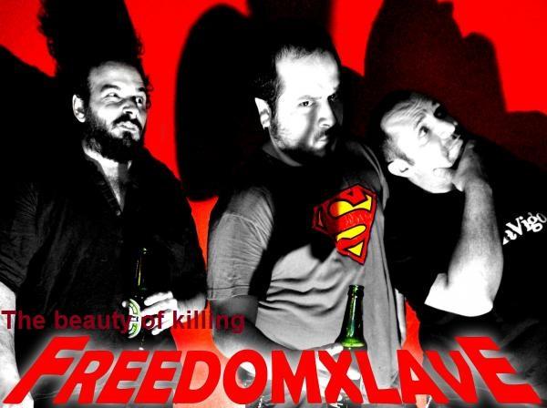 freedom xlave - the beauty of killing