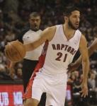 Greivis Vasquez Toronto Raptors