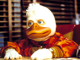 HOWARD THE DUCK