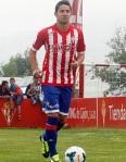 Hugo Fraile Sporting Gijon